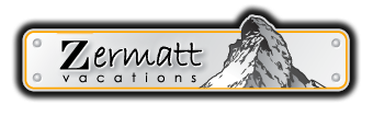 Holiday Apartments & Flats in Zermatt Switzerland - Logo